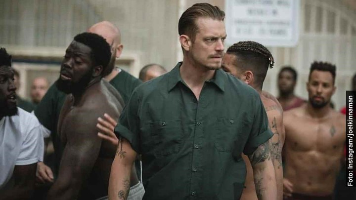The film is divided into two parts, one urban and one prison.  Netflix photo