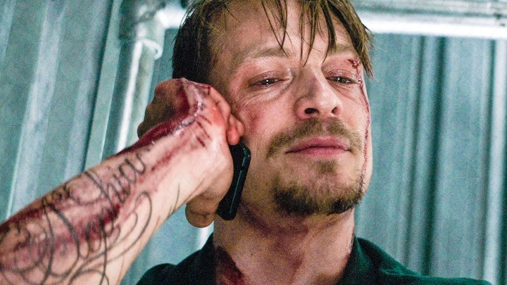 """Joel Kinnaman, whom we will see in """"The Suicide Squad"""", is the main character.  Netflix photo"""