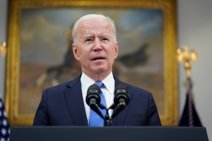 Joe Biden, President of the United States.  AP Photo
