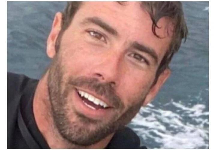 Tomás Gimeno, deportista, empresario y con problemas con la droga.