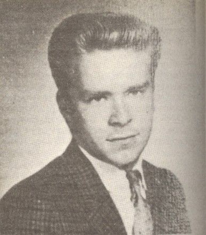 Richard Cottingham, in a photo from his youth.