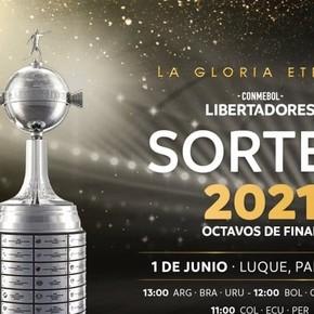 Sorteo Copa Libertadores 2021 en vivo: horario y cómo ver por TV y online