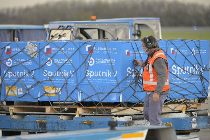 The last shipment of Sputnik arrived in the country, on June 8.
