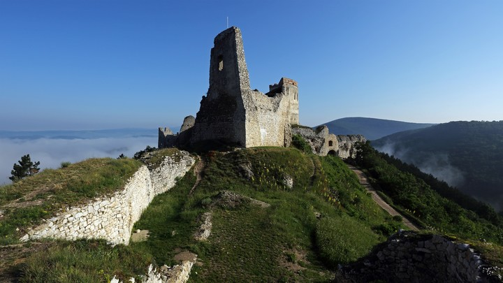 The bloody countess died alone and confined in a dark room in her castle.  Photo: Shutterstock