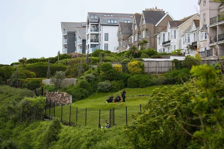Carbis Bay, in the Cornwall area of Great Britain, will host world leaders this weekend.  Photo: BLOOMBERG