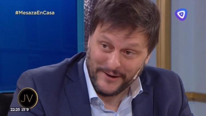 Leandro Santoro.