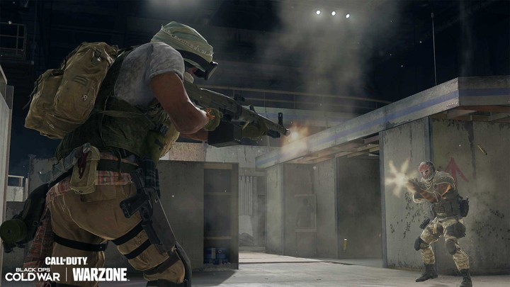 The new Gulag from Warzone.