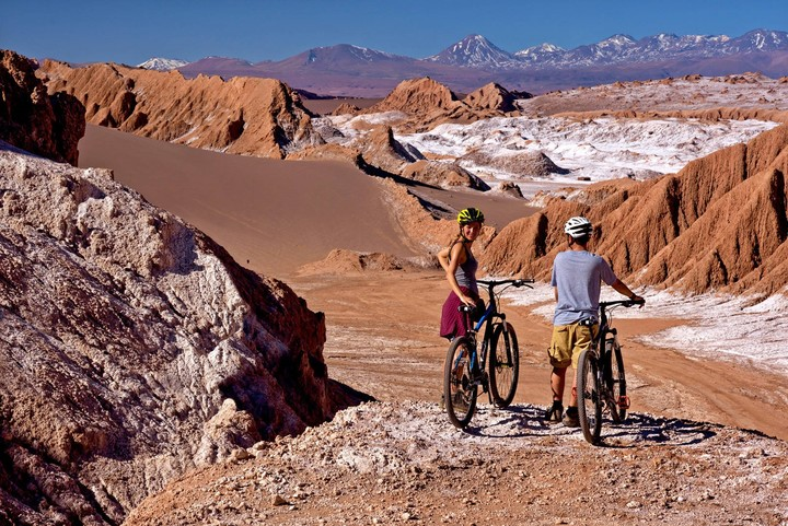 The beauty of the Atacama desert, one of the best places in the world for astronomical observation.