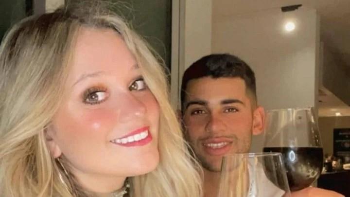 Cuti and Karen, total happiness Photo: @ Cutiromero2