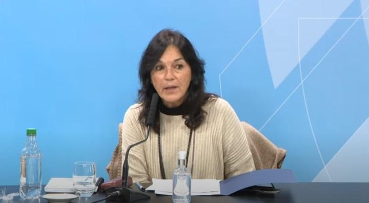 Vilma Ibarra is also in Congress.