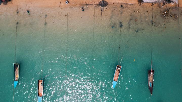 Surin Island, Thailand.  Photo: Shutterstock