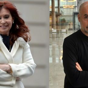 The hurricane that Cristina Kirchner fears and the robotic plan that has Horacio Rodríguez Larreta in suspense