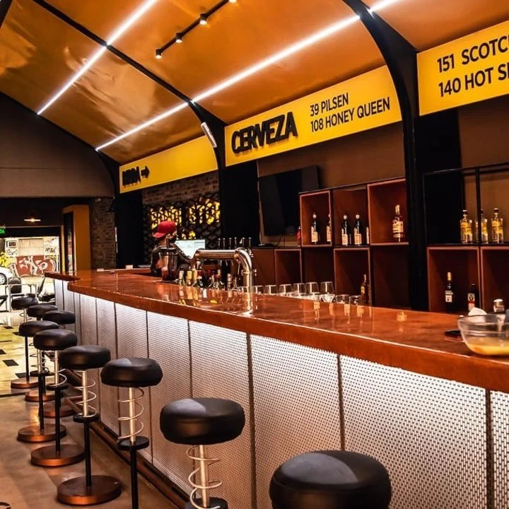 """Bondi Stop Bar, one of the new bars """"instagrammable"""""""