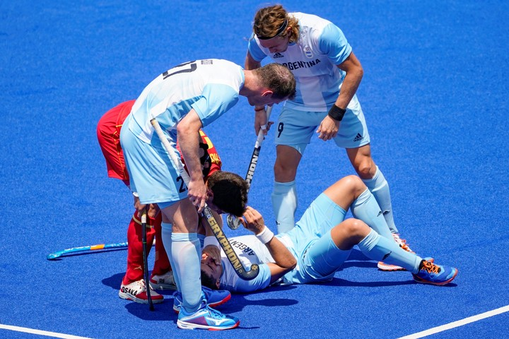 The Lions want to repeat the medal after being Olympic champions in 2016. AP Photo / John Minchillo