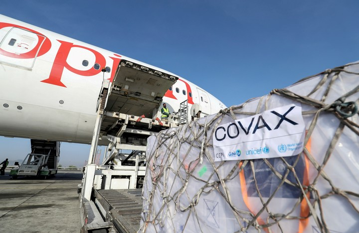 In Addis Ababa, Ethiopia, the Covax program.  Reuters photo