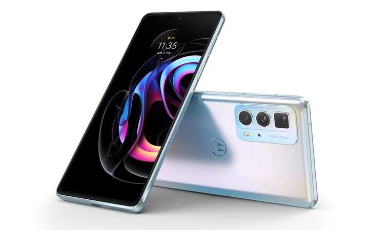 Motorola edge pro, the top of the range of the new family.