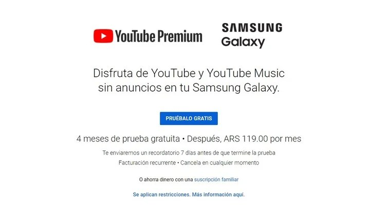 The YouTube Premium video service not only stands out for offering ad-free videos.