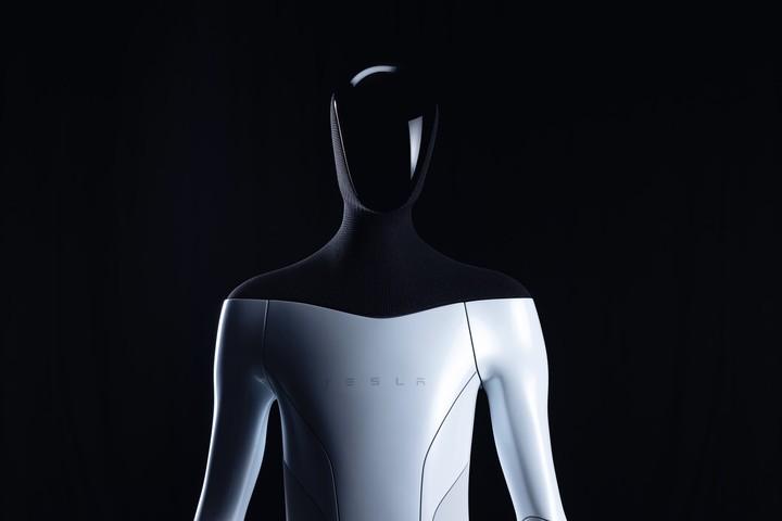 El Tesla Bot del que habla Elon Musk.