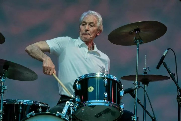Charlie Watts, a stylish musician, who sailed like few others through the waters of rock and jazz.