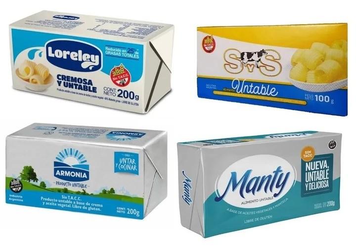 """Ahora venden """"productos untables"""" que parecen manteca, pero que incluyen aceite para que cuesten menos."""