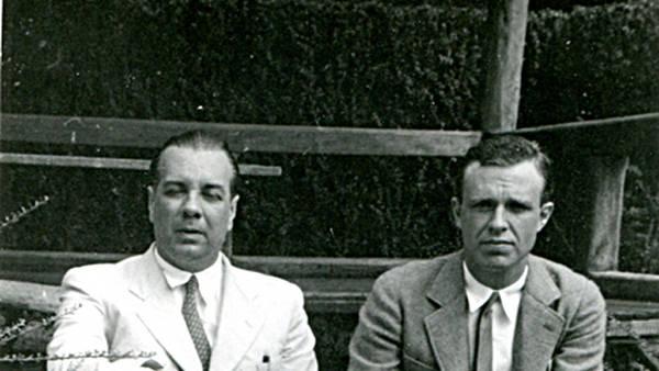 Legendaria. La amistad entre Borges y Adolfo Bioy Casares.