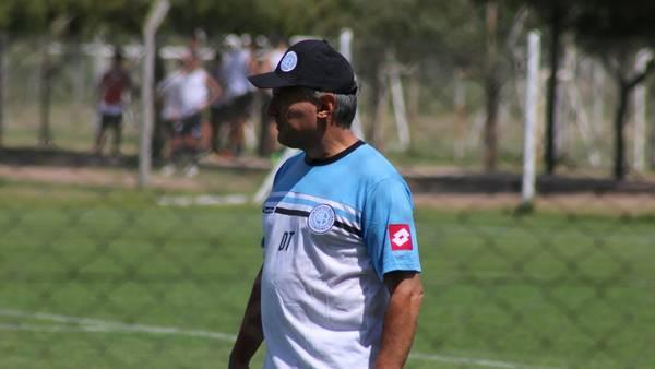 Leonardo Madelón debutará como DT de Belgrano. (Daniel Cáceres)
