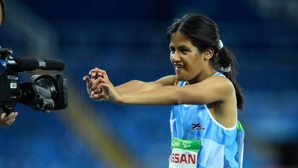 Yanina Andrea Martinez hizo historia en Río. (AFP PHOTO)
