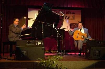 03_10_03 espectaculos  horacio salgan _ de lio  tango clarin  foto martin bonetto horacio salgan musica buenos aires tango
