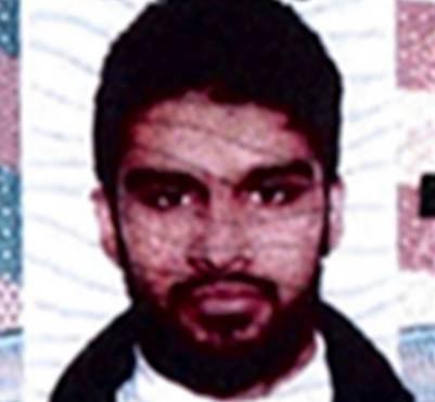 Mohammed Hamzah Khan, según la foto de su pasaporte. / U.S. Attorney's Office, vía AP