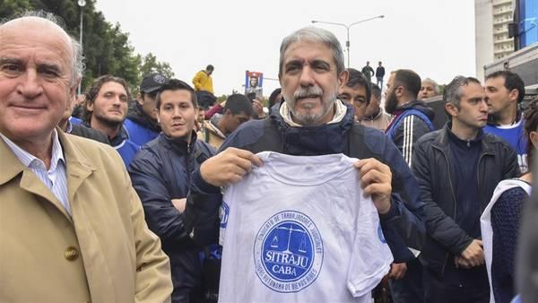 Aníbal Fernández en Comodoro Py Foto: Mario Quinteros