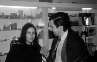 Marta García y Jorge Candeloro, en diciembre de 1970 desaparecidos desapariciones mar del plata marta garcia jorge candeloro la noche de las corbatas historia dictadura militar de 1976 desaparicion abogados laboristas