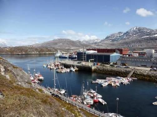 Una vista general de Nuuk, en verano (REUTERS/Alister Doyle).