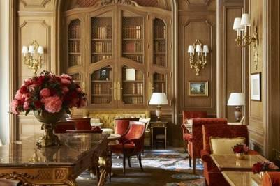 Salón Proust, Ritz París.