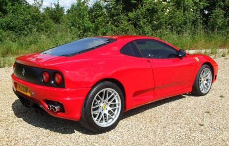 Ferrari 360 REPLICA 1998 Ref 12402 From Classiccars