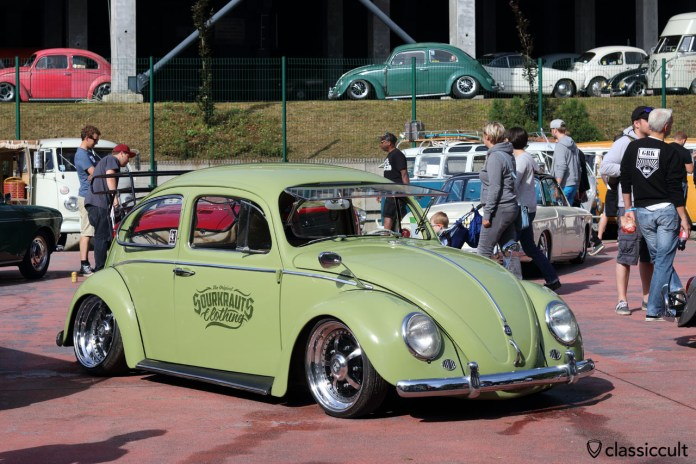 le bug show 2016 vw meeting spa belgium | classiccult
