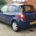 2008 Renault Clio Freeway 16v 1 795