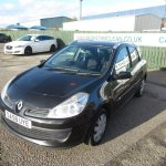2008 Renault Clio Dynamique 16v 1 495