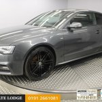 2012 Audi A5 Tdi Quattro Black Edition 12 500