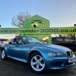 2001 Bmw Z3 Z3 Roadster 5 000 Rayleigh Cars Under 3000