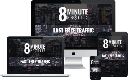 8 Minute Profits 2.0 review bonus