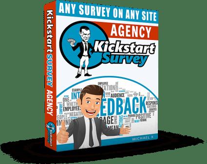 kickstart survey discount
