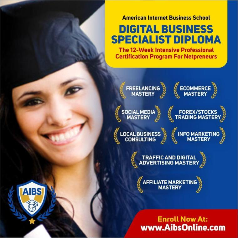 Digital Business Specialist Review - Ekems Review