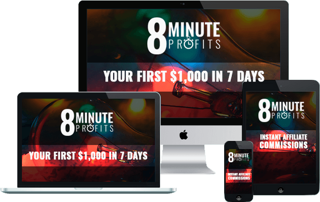 8 Minute Profits 2.0 review bonus 1
