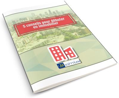 Couverture 5 conseils pour débuter en immobilier