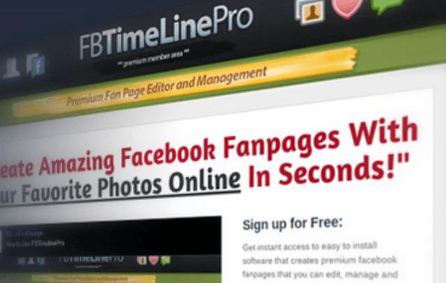 FB TIMELINE PRO