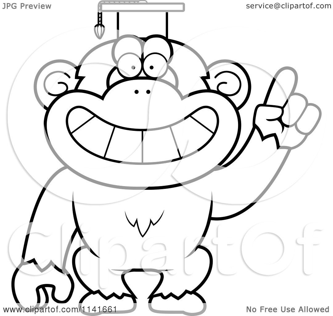 chimpanzee coloring page chimp animals coloring pages amp