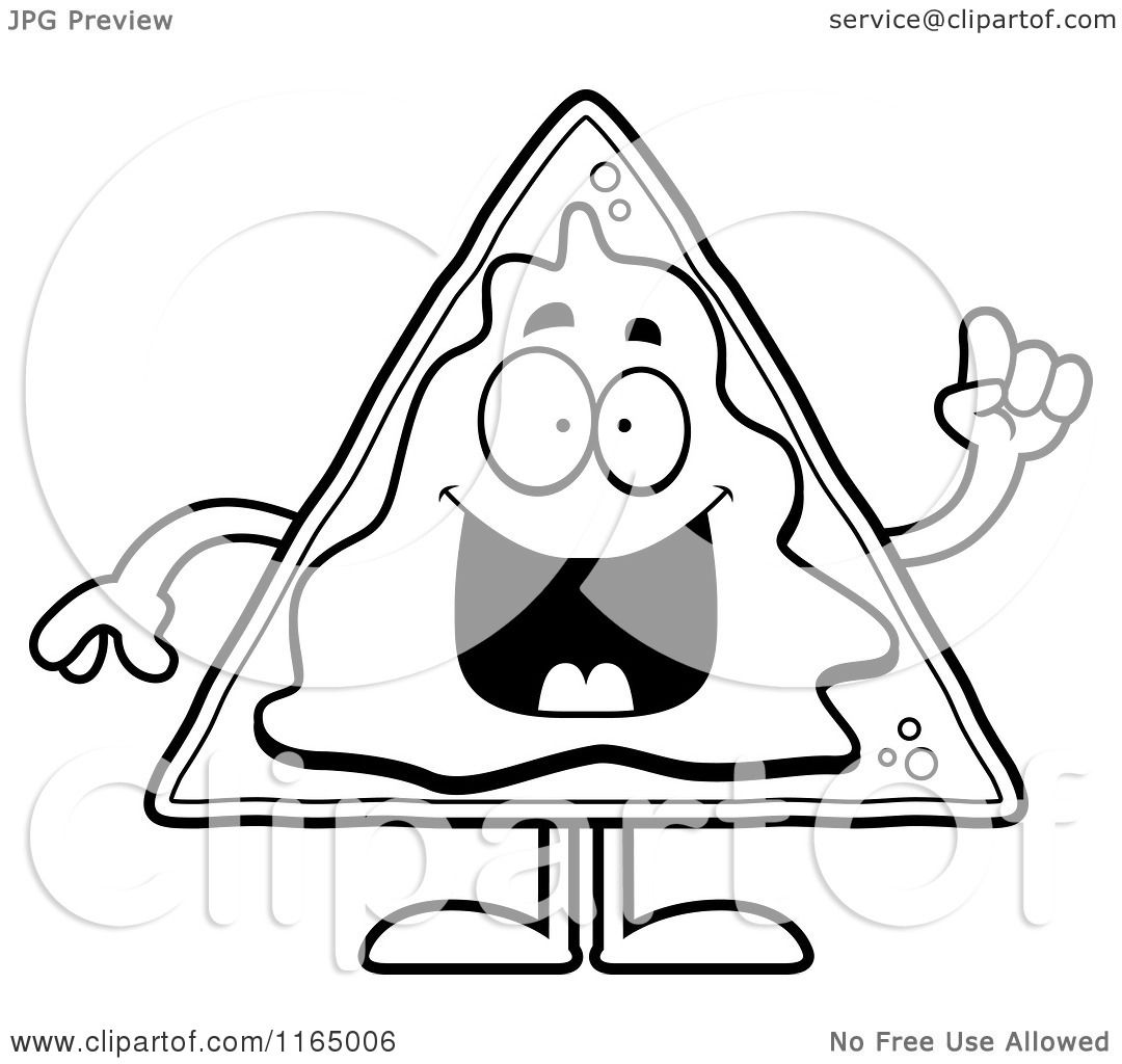 Nachos Coloring Pages Coloring Pages