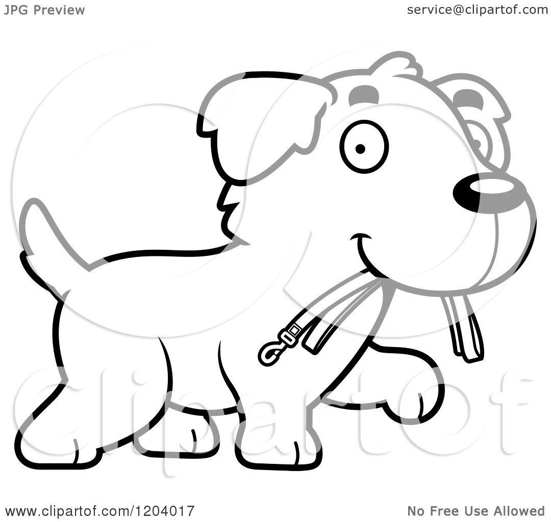 pug cartoon head