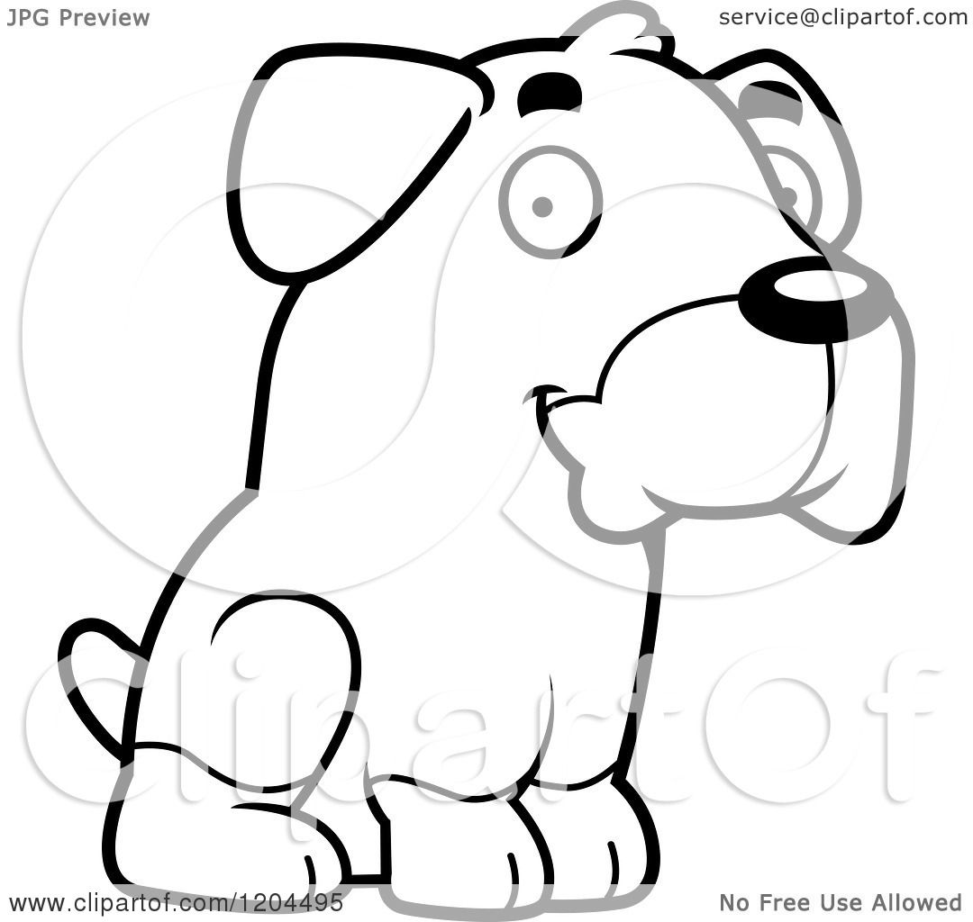 Free Coloring Pages Of Puppies Laying Down