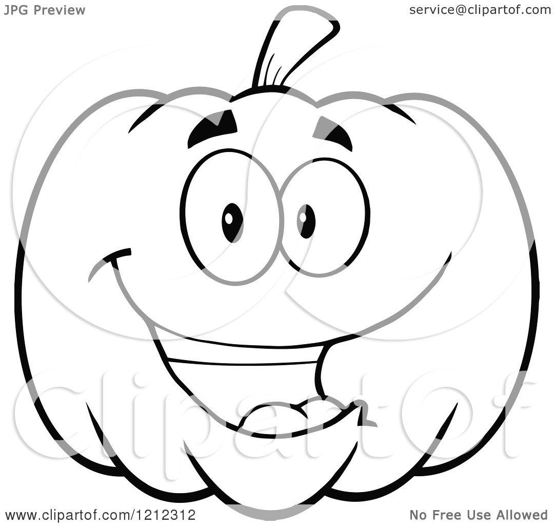 Halloween Happy Face